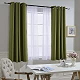 NICETOWN Blackout Curtains for Living Room