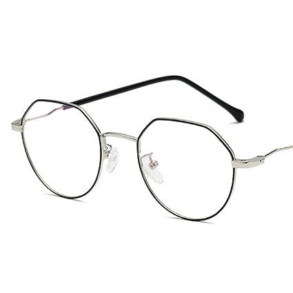 nuovo concetto 32dec 9d642 Chengduaijoer Occhiali da Vista Occhiali da Vista Rotondi ...