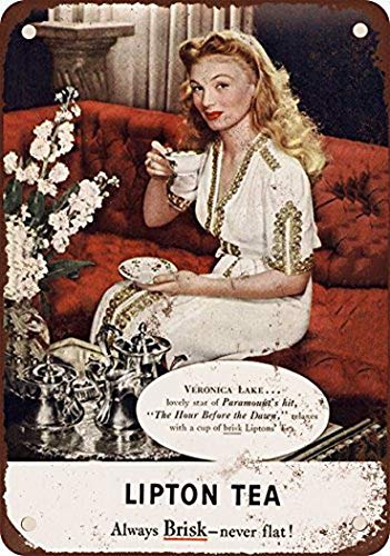 poster poster reproduction. Turn to Tea : Vintage advert Wall art