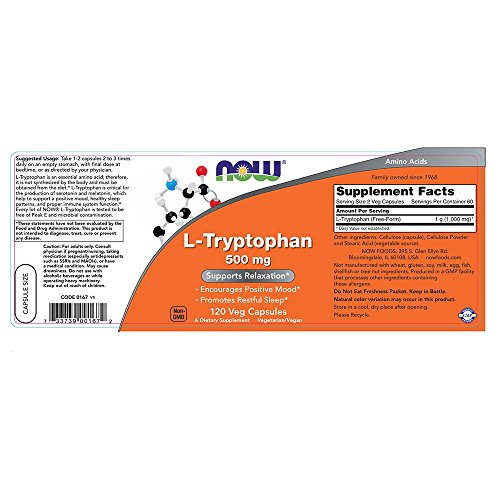 NOW-L-Tryptophan-500-mg120-Veg-Capsules