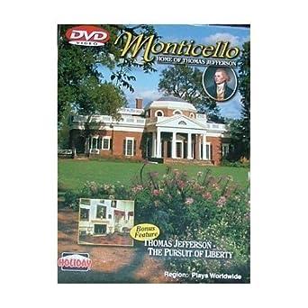 Peachy Amazon Com Monticello Home Of Thomas Jefferson Finley Home Interior And Landscaping Synyenasavecom