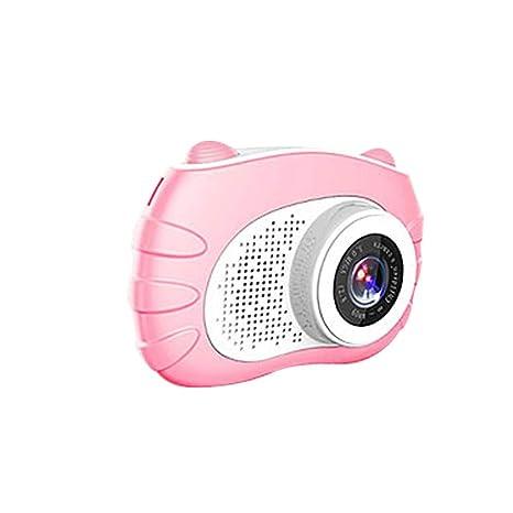 Seasaleshop cámara niños Mini Cámara Digital para niños, HD Pantalla de anuncios, Tarjeta de
