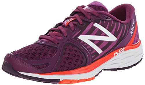 New Balance  W1260 B V5, Running femme Violet (Po5 Purple/Orange)