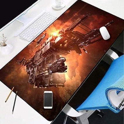 WJFQ Gaming Mouse Pad Eve Online Comando de la Flota de la ...