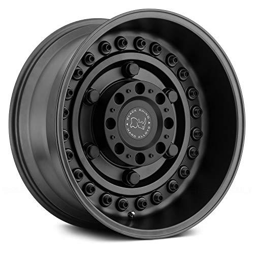 Black Rhino Armory Custom Wheel - Gunblack 18