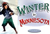 img - for Winter in Minnesota: A Postcard Book book / textbook / text book