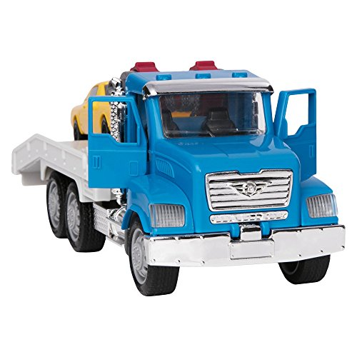 Driven Mini Tow Truck Vehicle