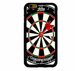 Dart Bed iPhone 6 (4.7 inch screen) Rubber Case