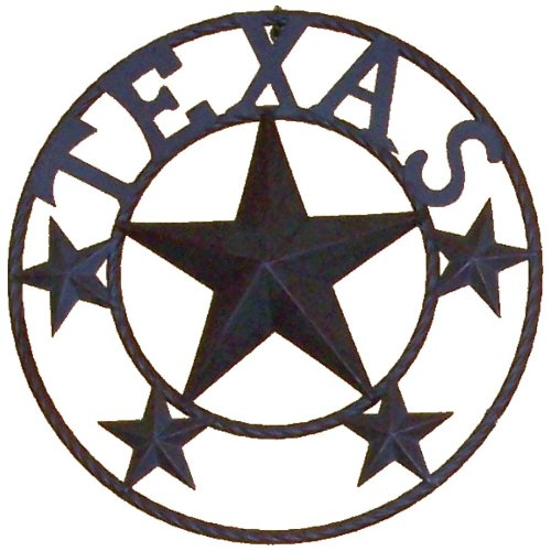 Home Metal Star Texas 16 Inch product image
