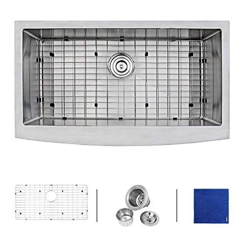 36 stainless steel utility sink - 6