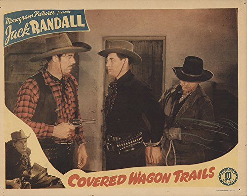 Covered Wagon Trails 1940 Authentic 11