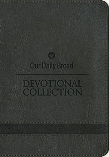 our daily bread devotional book - 7