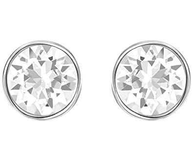 6854516a7 Image Unavailable. Image not available for. Color: Swarovski Harley Pierced  Earrings