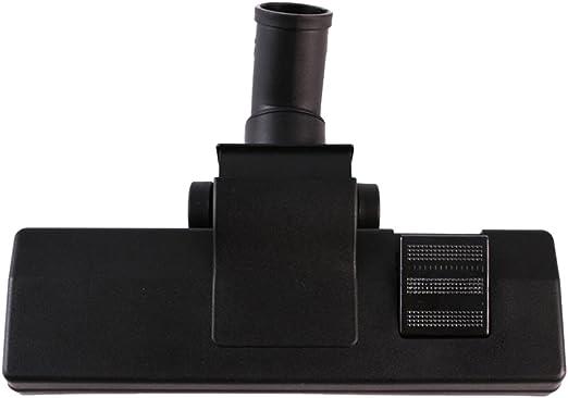 Fenteer Aspirador Multiuso De 32 Mm / 1,25 Combinación De Cepillo De Piso Herramienta Limpiador De Cabezas con Pedal, 255x75mm: Amazon.es: Hogar