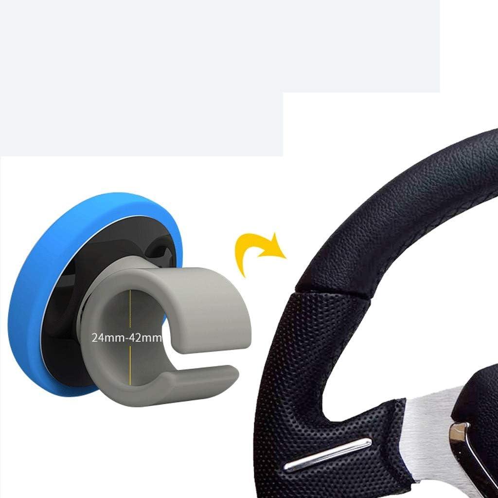 Smaw Lenkradknauf Traktor Auto Assistenz Einhandbedienung Sparen Sie Arbeit Lenkknauf Color : Green