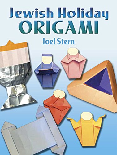 - Jewish Holiday Origami (Dover Origami Papercraft)