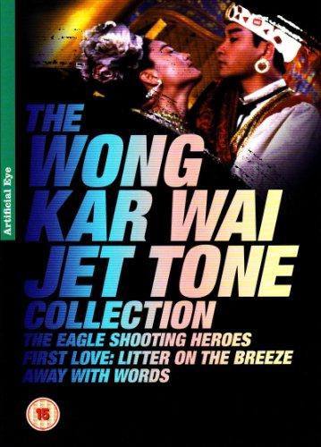 The Wong Kar Wai Jet Tone Collection - 3-DVD Box Set ( Se diu ying hung ji dung sing sai jau (Dong Cheng Xi Jiu) / Choh chin luen hau dik yi yan [ NON-USA FORMAT, PAL, Reg.2 Import - United Kingdom ]
