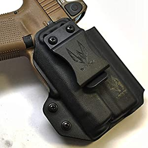 Werkz M2 Holster for Glock 19 / 19x / 23/32 / 45 (Gen3/Gen4/Gen5) with Inforce APLc (APL Compact)