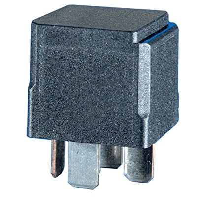 HELLA 007794021 12V 20/40 Amps SPDT Relay: Automotive
