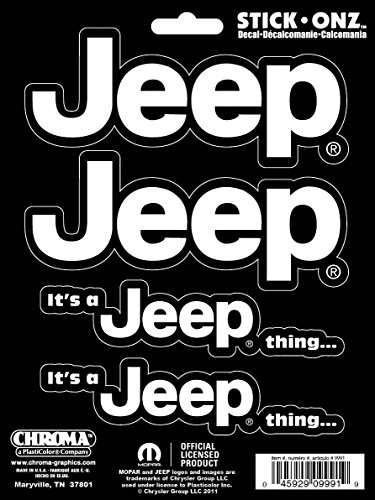 jeep decals - 6