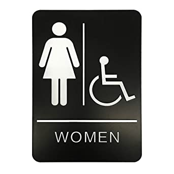 Amazon.com: Cartel para mujer con texto en inglés