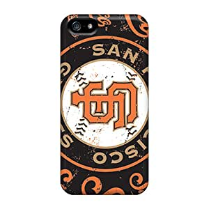 Premium Iphone 5/5s Case - Protective Skin - High Quality For San Francisco Giants