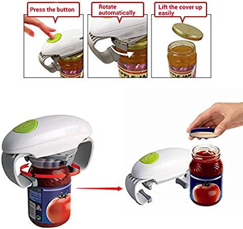 Details about  /Bottle Opener Onetouch Electric Automatic Womens Elderly Dedicated Power Tools
