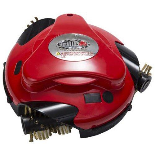 Grillbot der Grillreinigungsroboter Farbe: Schwarz