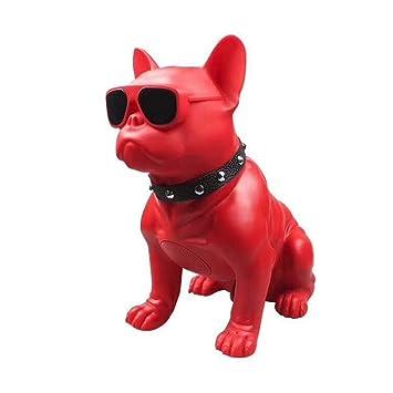 Amazon.com: HYRL Bulldog Altavoz portátil Bluetooth ...