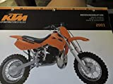 KTM Sportmotorcycles 2001 Bedienungsanleitung Owner's Manual 50 mini adventure, 50 sx junior, 50 jr adventure, 50 sx senior & 50 SR Adventure