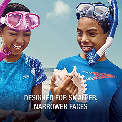 Speedo Unisex-child Adventure Swim Mask Junior