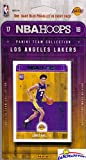 Los Angeles Lakers 2017/18 Panini Hoops NBA Basketball EXCLUSIVE Factory Sealed Limited Edition 12 Card Team Set with ROOKIE Cards of LONZO BALL & KYLE KUZMA & More! Shipped in Bubble Mailer! WOWZZER