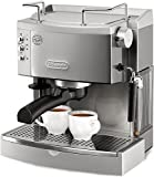 Best Cappuccino Makers - DeLonghi EC702 15-Bar-Pump Espresso Maker, Stainless, Metal Review