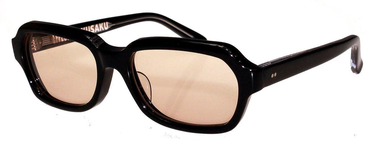【EFFECTOR メガネ 眼鏡】EFFECTOR YUSAKU エフェクター ユサク B00D12XPYC 度なしブルーカットレンズ付 +5.200