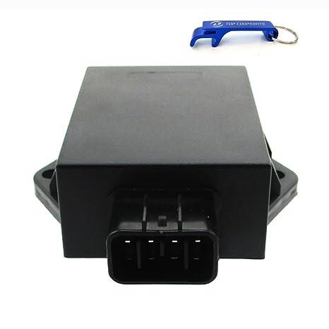 Amazon com: TC-Motor Digital CDI Box For ZONGSHEN 125HO Z155