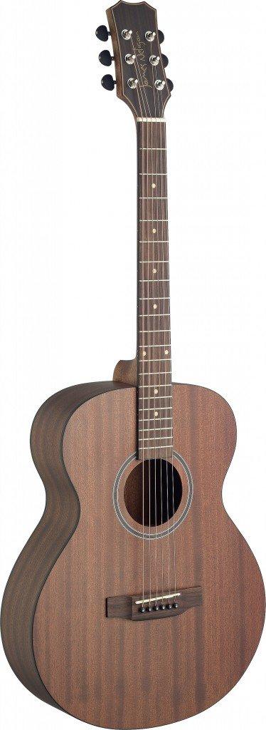 James Neligan DEV-Una Guitarra Acústica Auditoría mit natur caoba maciza: Amazon.es: Instrumentos musicales