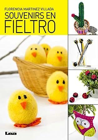 Amazon.com: Souvenirs en fieltro (Spanish Edition) eBook: Florencia