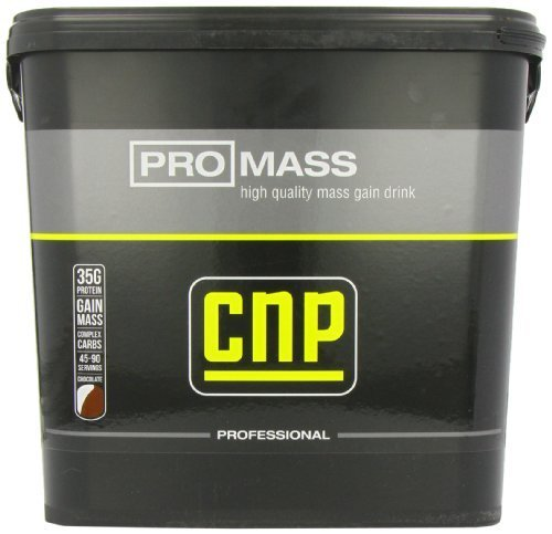CNP Pro Mass Chocolate High Quality Mass Gain 4.5 kg by CNP Professional by CNP Professional