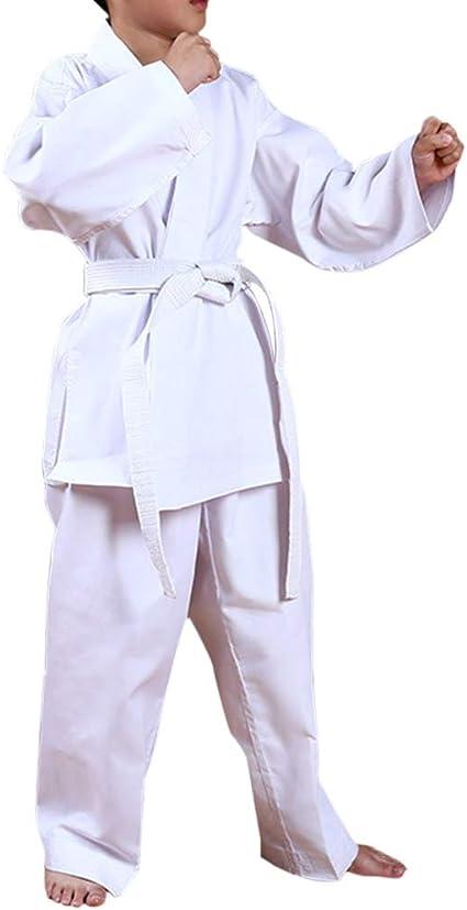 Taekwondo Disfraz De Karate Dobok Para Niños Diseño De Taekwondo Gi Judo Uniforme De Lucha Kungfu Clothing