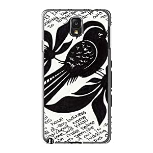High Quality Phone Case For Samsung Galaxy Note3 With Support Your Personal Customized HD Rise Against Skin DannyLCHEUNG