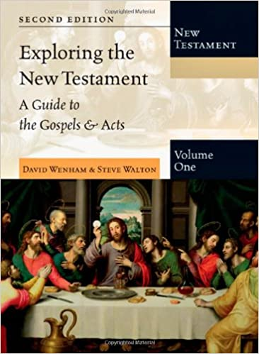 Book Exploring the New Testament: A Guide to the Gospels & Acts: 1 (Exploring the Bible)