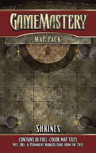 GameMastery Map Pack: Shrines: Engle, Jason A., Staff, Paizo: Amazon.es: Juguetes y juegos