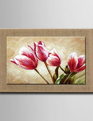 dipinti ad olio un pannello moderni fiori astratti dipinti a mano di ...