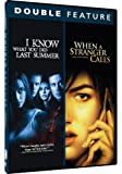 I Know What You Did Last Summer/When A Stranger Calls - Double Feature by Jennifer Love Hewitt -  DVD, Rated R, Jim Gillespie.Simon West