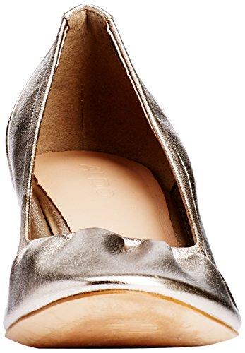 Aldo Women's Kerari Ballet Flats Silver (Pewter / 80) jSgLsyqK
