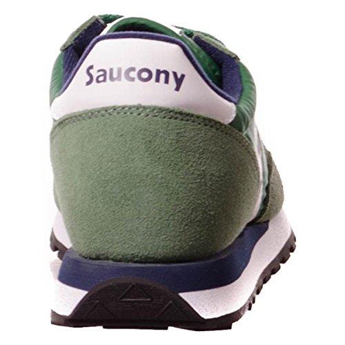 Saucony Scarpe Jazz Sportive Uomo Original Green 4w4vqrA
