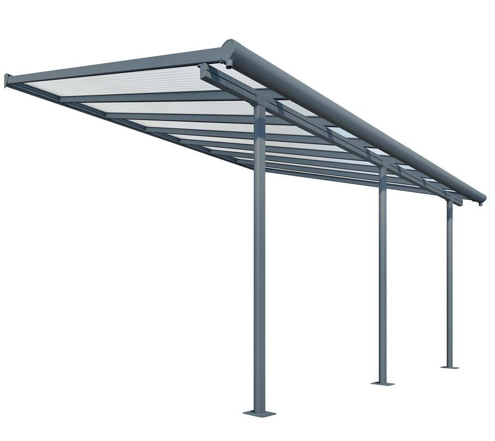 High Quality Aluminium Patio Canopy Terrace Roof Sierra