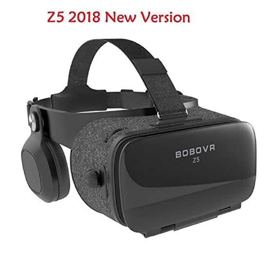 77d007edabd Amazon.com  BOBOVR Z5 New Version Virtual Reality 3D Glasses for ...