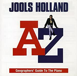 A-Z Geographer's Guide to the Piano