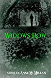 Widows' Row, Shirley-Anne McMillan, 1477646841